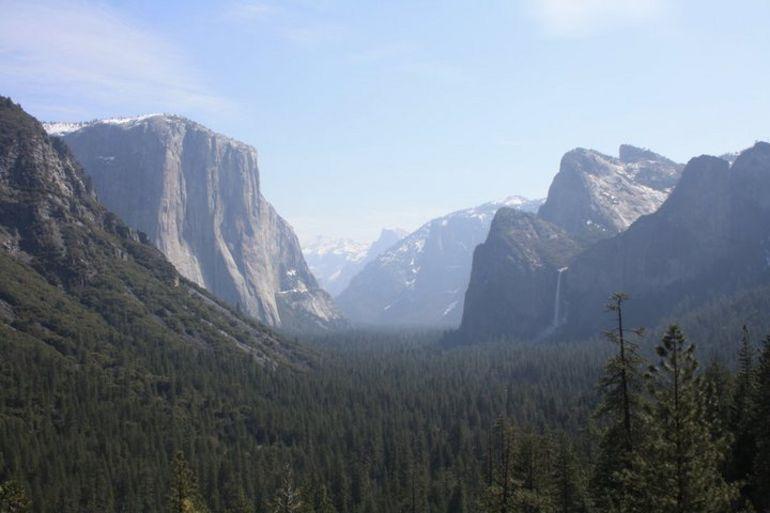 Yosemite Valley - San Francisco