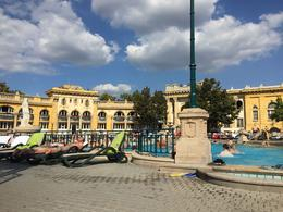 Szechenyi Spa in Budapest! , Paul - October 2016