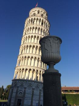 The famous leaning tower...... , Mike V - August 2017