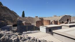 Pompéi, les ruines , Harold A - September 2017
