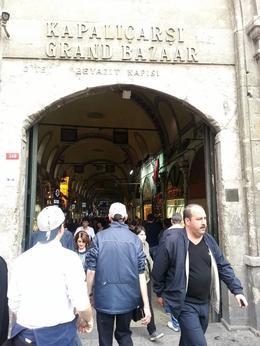 Grand Bazar in Istanbul , Cindy L - November 2017