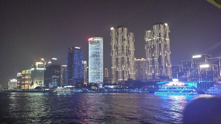 Huangpu River Cruise and Bund City Lights Evening Tour of Shanghai photo 15