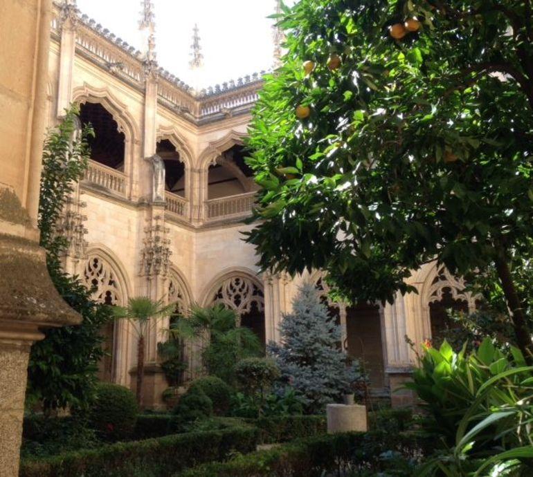 16th Century Monestery - Madrid