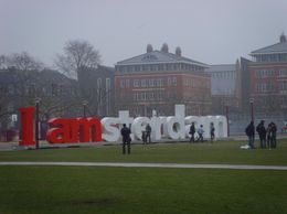 Nice part of Amsterdam., Loren L - February 2008