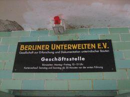 Berliner Unterwelten. - May 2008