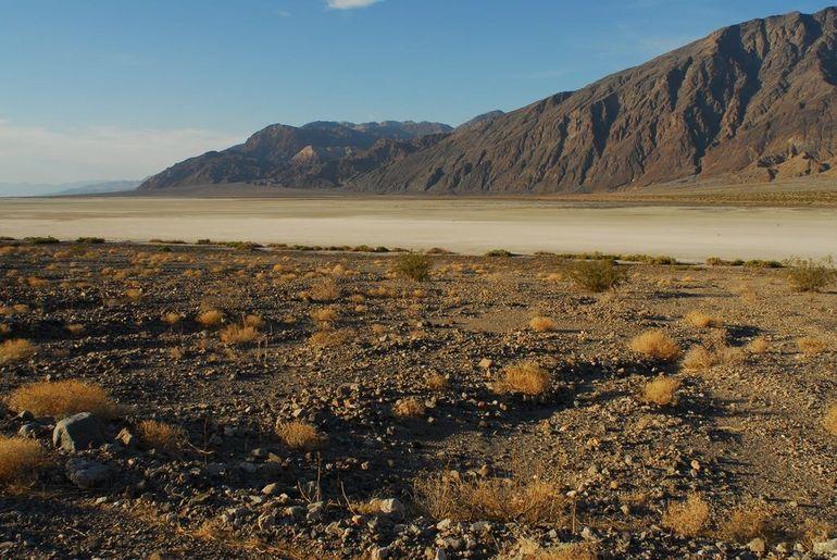 Death Valley from Las Vegas - Las Vegas