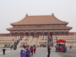 Forbidden City , Carla S - February 2011