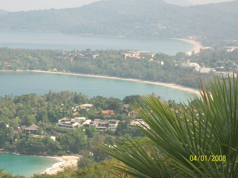 From Look Out - Phuket