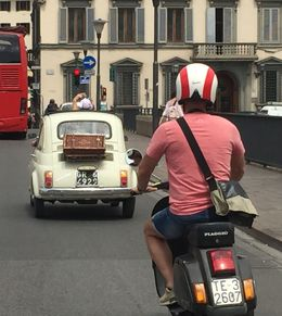 FUN IN FLORENCE , Chris K - August 2016