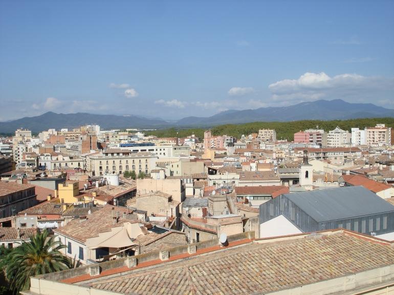 Girona city view - Barcelona