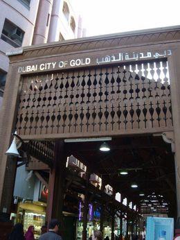 Gold Souk - November 2012