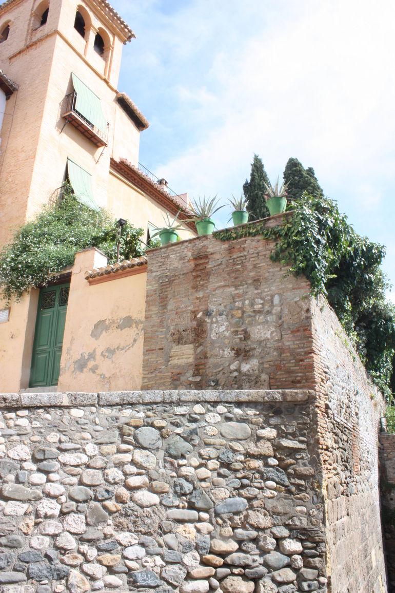 Historical Granada and Albaicin Walking Tour - Granada
