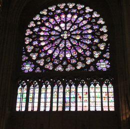Inside Notre Dame.... , I G - May 2011