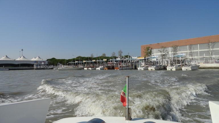 Marco Polo Airport - Venice
