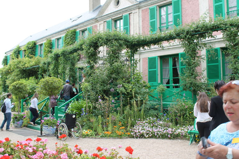 Monet's home - Paris