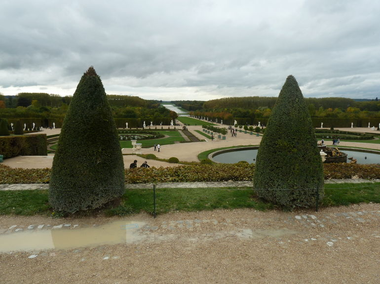 Palace of Versailles gardens - Paris