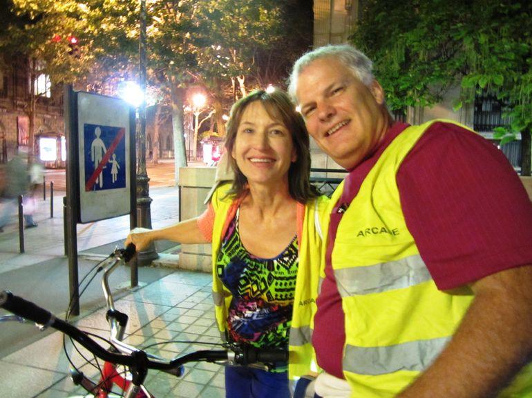 Paris Evening Bike Tour - Fantastic! - Paris