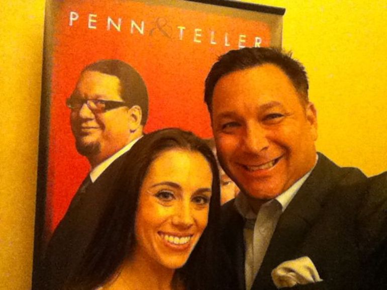 Penn and Teller Fun - Las Vegas