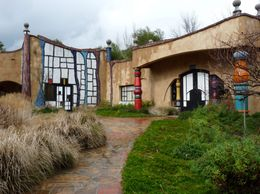 Quixote's cool mosaics., Kelly G - February 2010