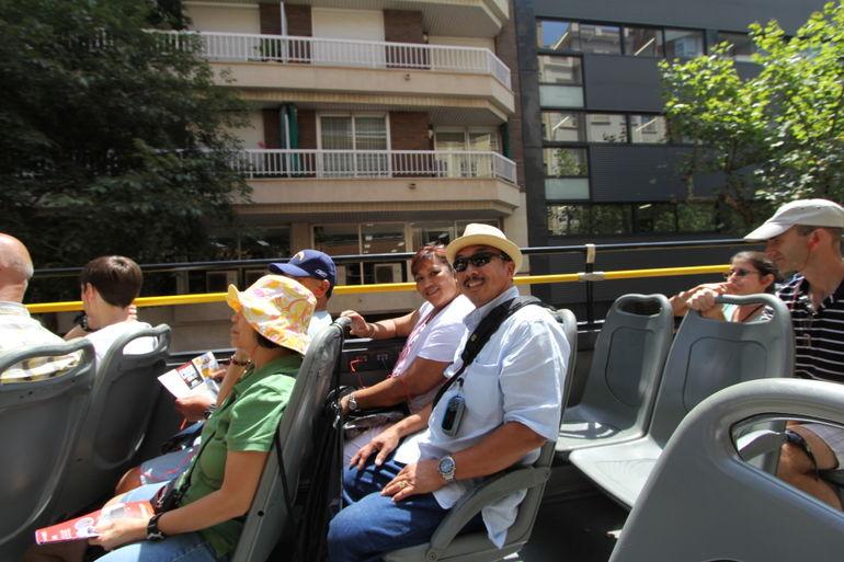 Rooftop Ride - Barcelona