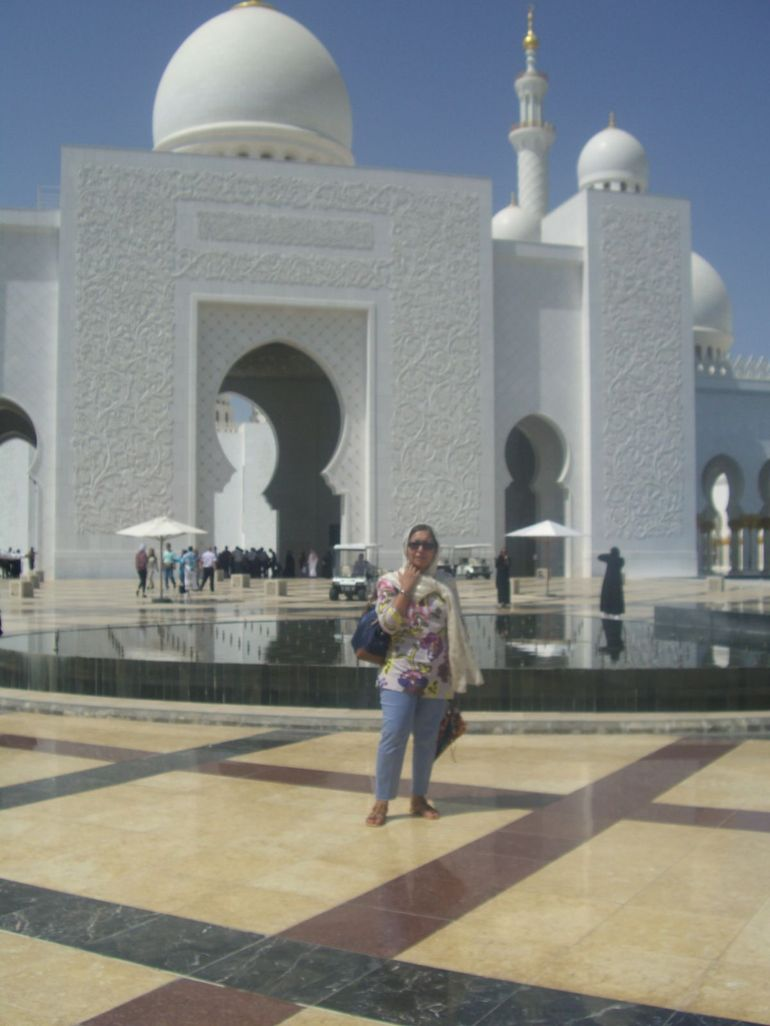Abu Dhabi Full-Day City Sightseeing Tour from Dubai photo 25