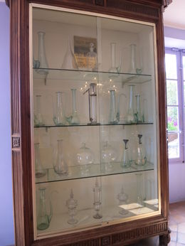 Antique glass, Patricia P - September 2014