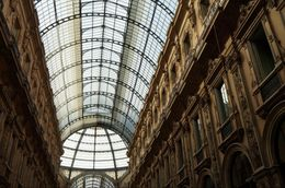 Admiring the architecture and the intrinsic glass. , Jenny B - October 2012