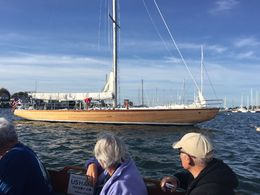 Picture of the Heritage we sailed on 9/25/15. , Thomas T - October 2015