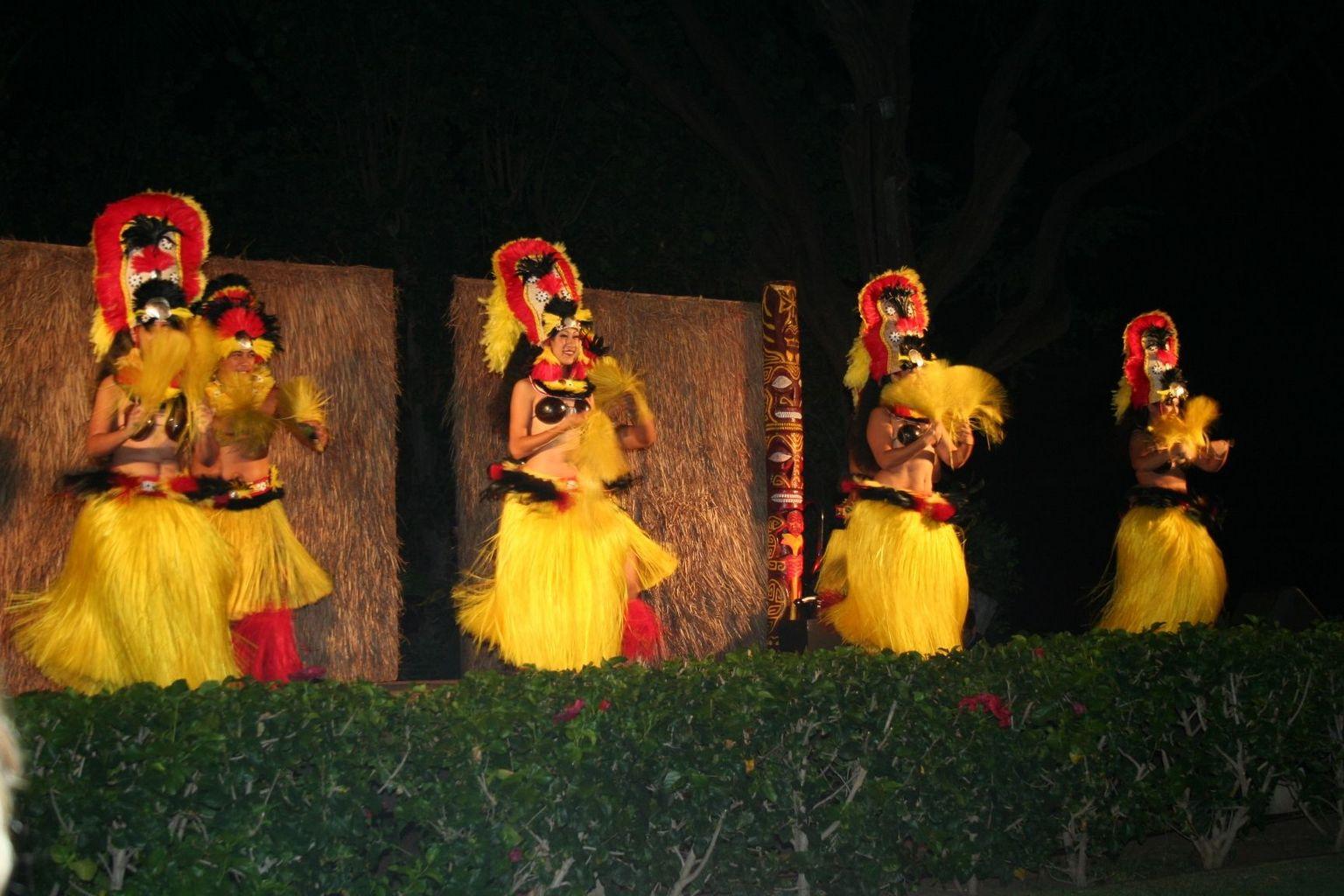 MÁS FOTOS, Luau a la puesta del sol en Kaanapali, Maui