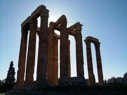 Temple of Olympian Zeus , dejouae - November 2016