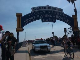 Santa Monica Pier , Jeannette W - June 2017