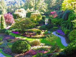 Buchart Gardens , Kevin F - September 2017