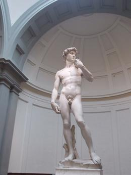 Michelangelo's David at Accademia Gallery - one of the tour's highlights , Catalin Z - September 2017