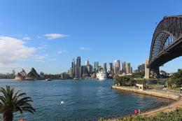 Tour of Sydney harbor bridge... , Catherine A - November 2017