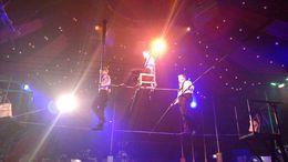Stunning balancing acts, Josh - January 2015