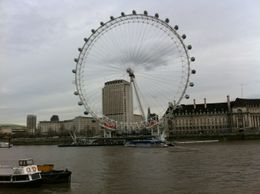 The London Eye , Julie P - January 2012