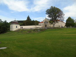 2ème étape de notre excursion après la visie de l'abbaye de la Ste Croix , Christelle L - September 2015
