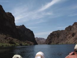 Just one of the many beautiful views in the Black Canyon., Steven B - August 2009