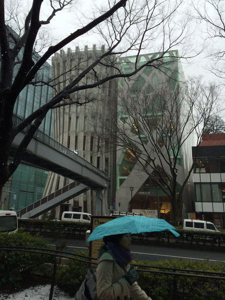 Architecture in Omotesando - Tokyo