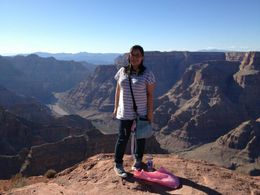 Overlooking the Colorado River, Kimiki - April 2012