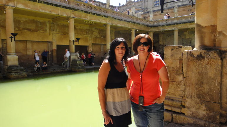 Bath visit - London