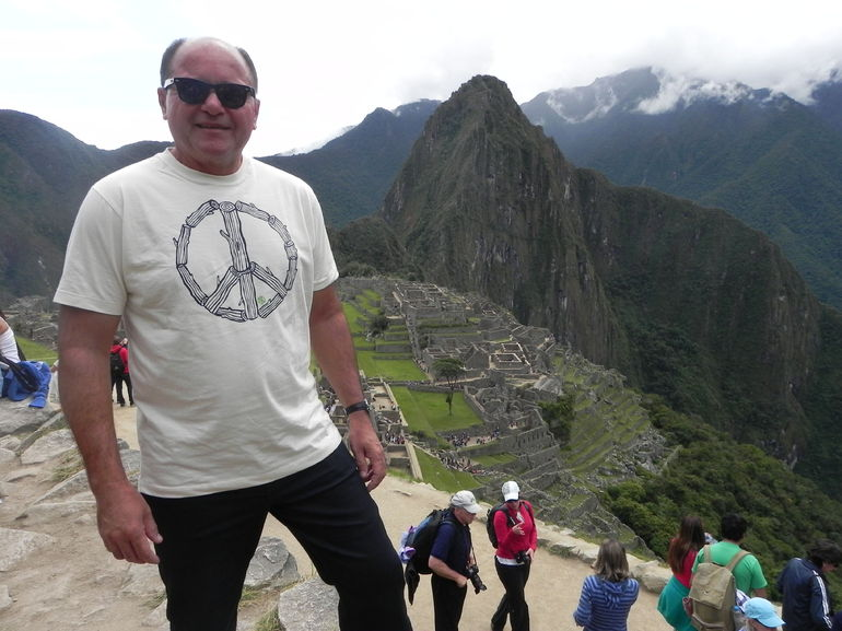 E O SONHO VIRA REALIDADE - Cusco