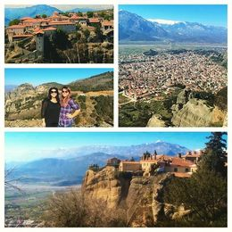 We went on the two day tour. We loved our tour of Meteora, it's much further away, but if you can, it's a must see. We went with our tour guide Martina. She was amazing. She made the tour ... , Linda H - February 2015