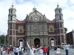 Old Basilica of Guadalupe, Nicholas M - October 2009
