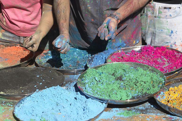 Holi Festival in Delhi - New Delhi