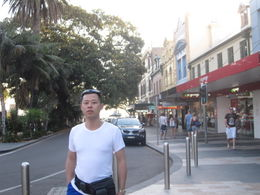 Manly Beach Street , Peizhi S - February 2011