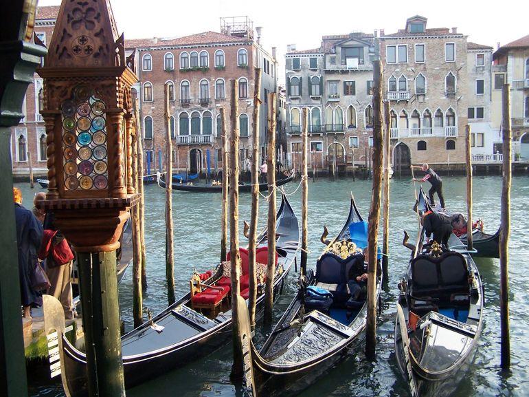 Local Gondola Operator - Venice