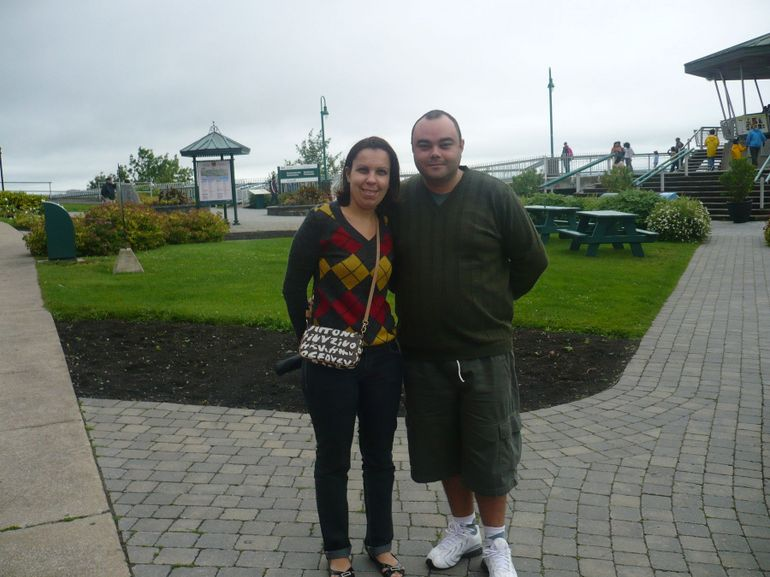 My wife and me - Montreal