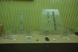 There were a lot of exhibits featuring relics from the Bronze Age - May 2012