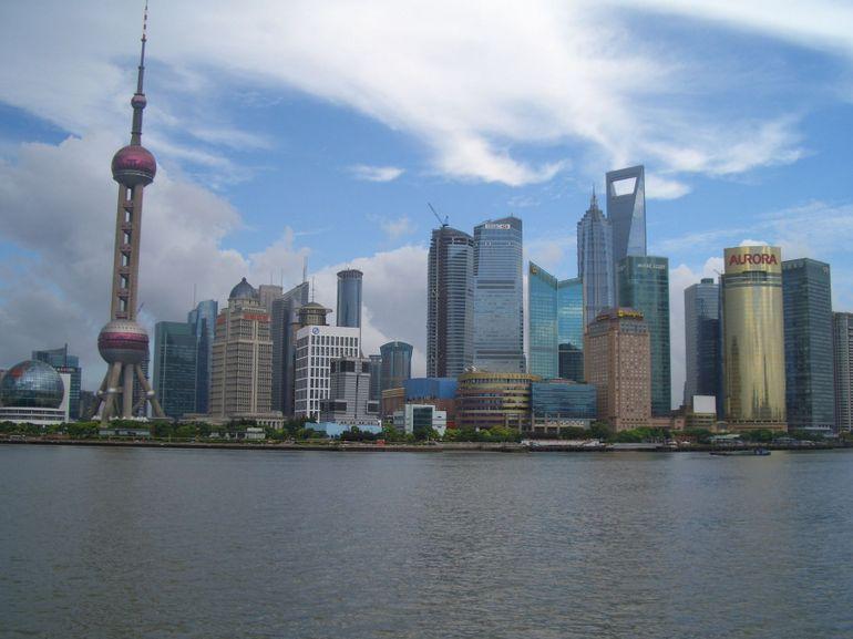 Shanghai: The Bund - Shanghai